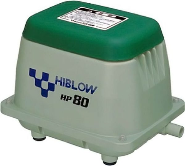 Компрессор Hiblow HP 80